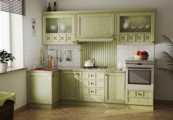 Кухня прованс «П1»