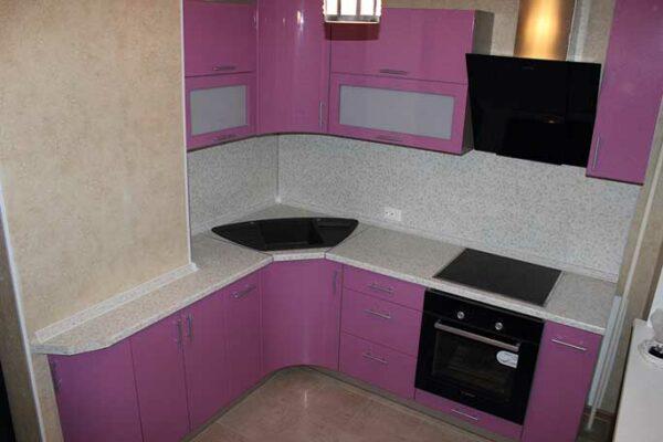 Угловой кухонный гарнитур «КУ1»