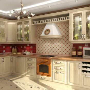 Угловая кухня «С2»