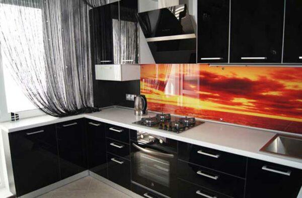 Черная кухня «АР1»
