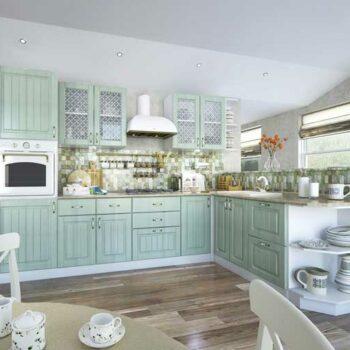 Угловая кухня «П2»