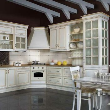Угловая кухня «А1»