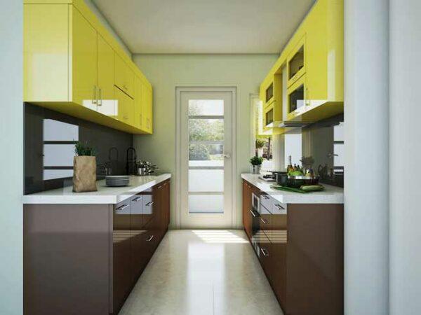 Кухня параллельная «№42»