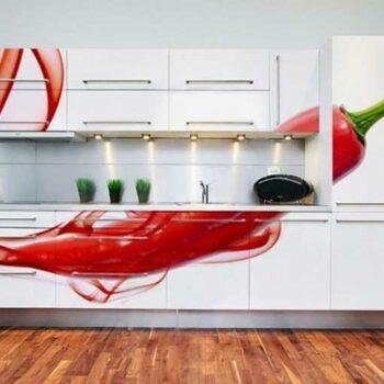 Прямой кухонный гарнитур «Грация»