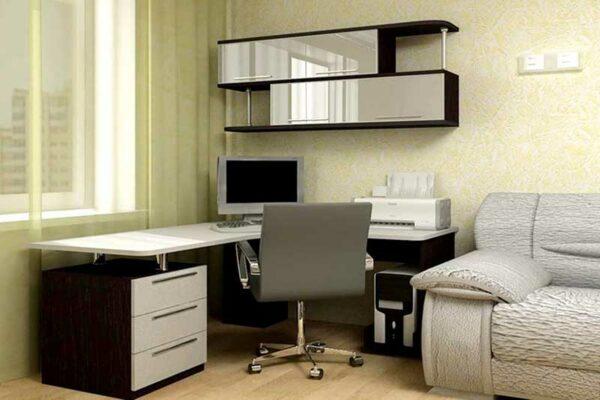 Угловой компьютерный стол «Хинт»