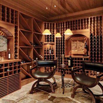 Элитная винная комната «Сомелье»