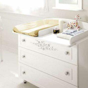 Пеленальный стол-комод «Милки»