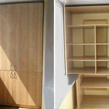 Шкаф на балкон «Фреш»