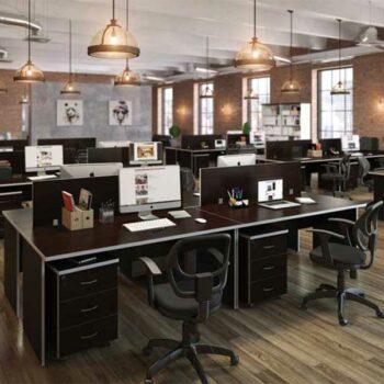 Комплект мебели в офис «Компани»