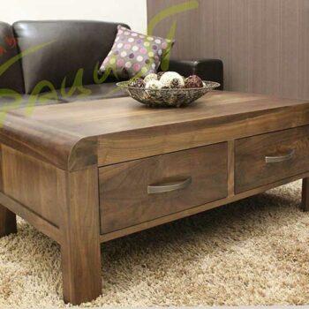 Кофейный стол из массива «Йостли»