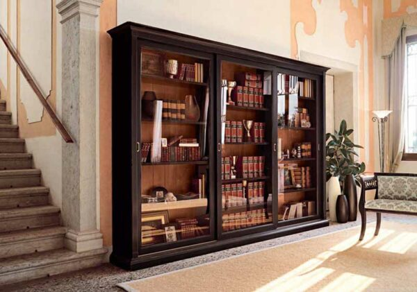 Книжный шкаф-купе «Кулпи»