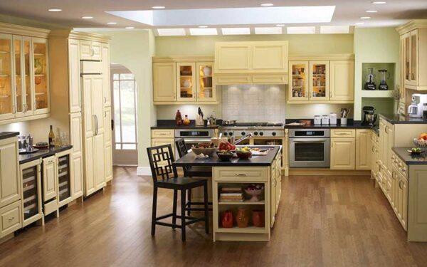 Кухня — остров «Люкс»