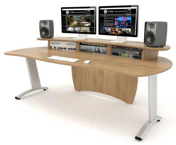 Линейный компьютерный стол «Мьюз»