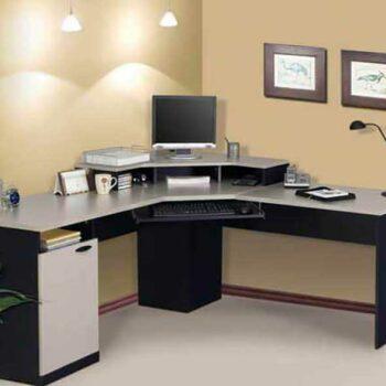 Угловой компьютерный стол «Теджи»