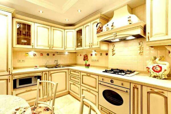 Кухня угловая «Риззо»