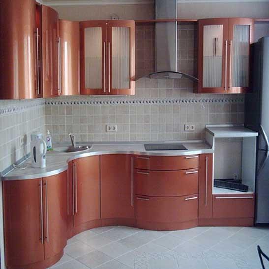 Кухня «РУ4»