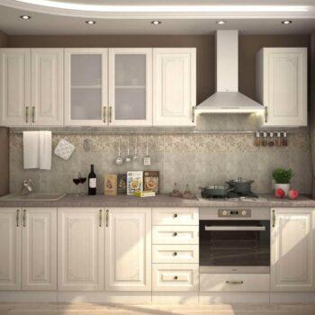 Светлая кухня «ТЛ1»