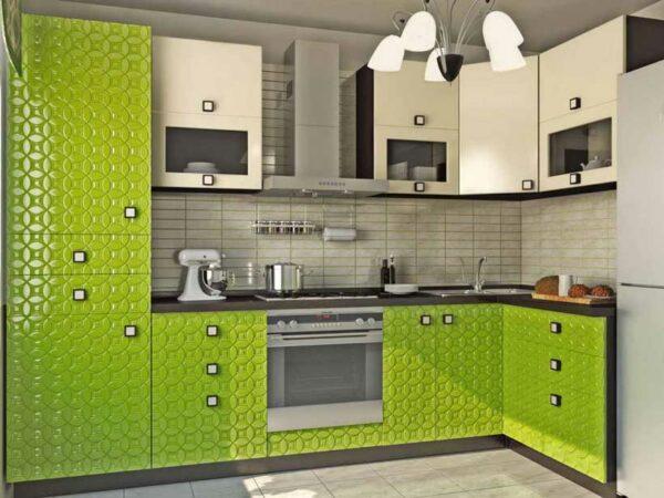 3D кухня «Д1»