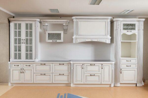 Кухня из массива «МС1»