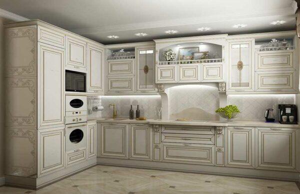 Кухня в стиле классики «С3»