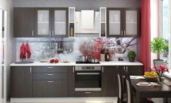 Кухня с маленьким углом «ВГ1»