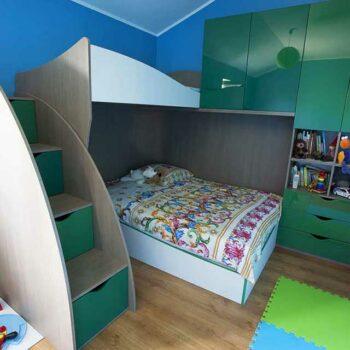 Набор мебели в детскую «Хуп»
