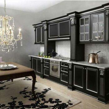 Черная кухня «С4»