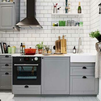 Кухня в Скандинавском стиле «СК4»