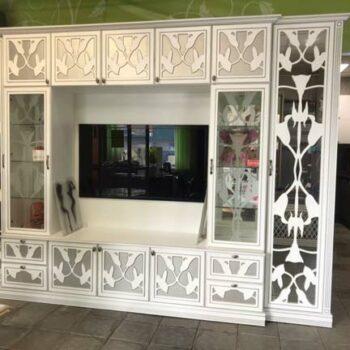 Дизайнерская гостиная стенка «Изис»
