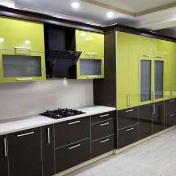 Линейная кухня «ВС2»