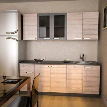 Мини кухня из ДСП «ЛП7»