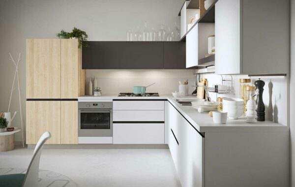 Минимальная кухня «М4»