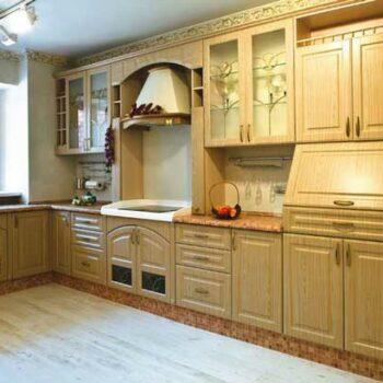 Кухня с углом в подоконник»ПК3″