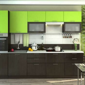 Двуцветная кухня «ЦК2»