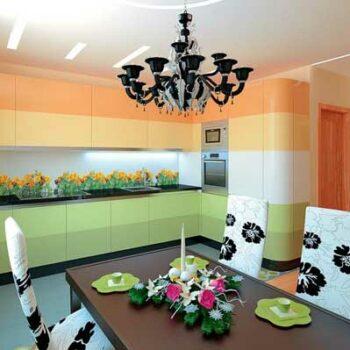 Мультицветная кухня «КР4»