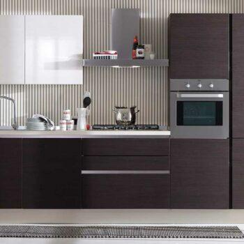 Кухня минимализм «М6»