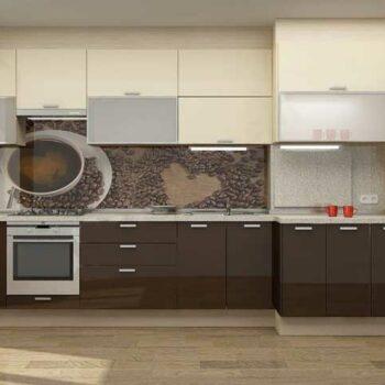 Контрастная кухня «ДЦ3»