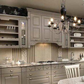 Кухня в Английском стиле «А4»