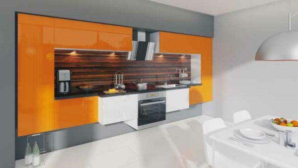 Современная кухня «Х3»