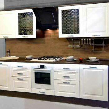 Кухня с фрезеровкой «ФР3»