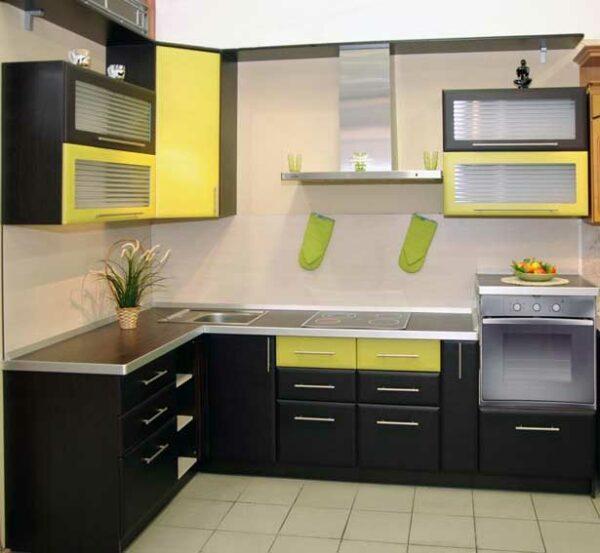 Угловая кухня «ВС3»