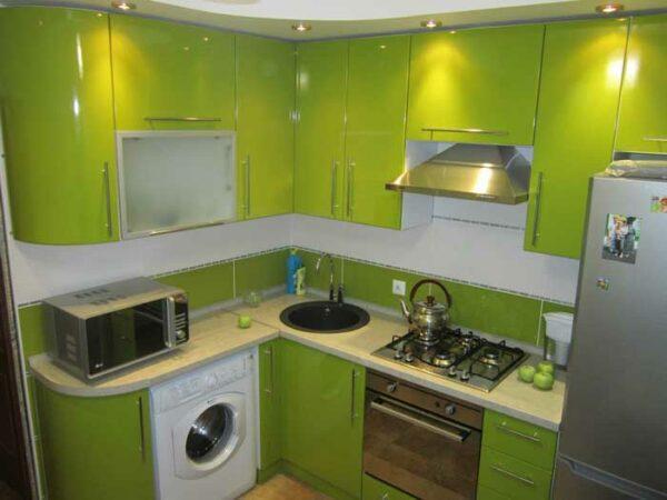Небольшая угловая кухня «№12»