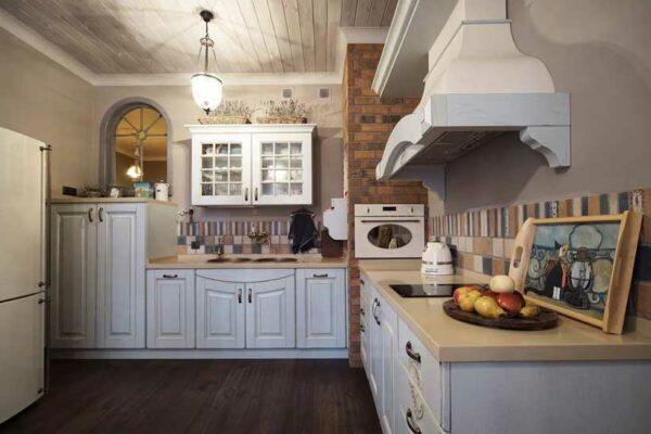 Угловая кухня «К3»