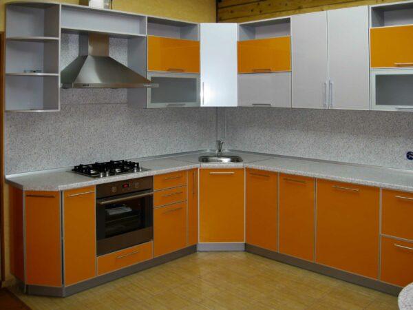 Угловая кухня «ПЛ3»