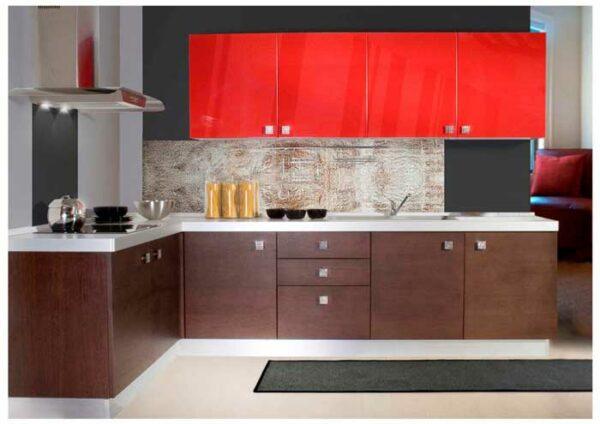 Кухня в стиле модерн «Р5»