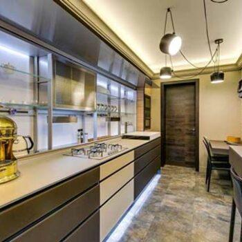 Параллельная кухня «№45»