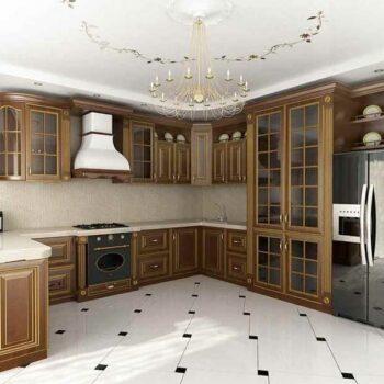 Кухня в классическом стиле «С5»