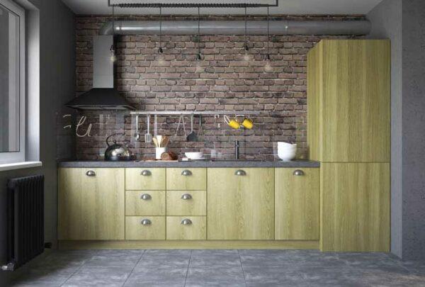 Кухня лофт «Л2»