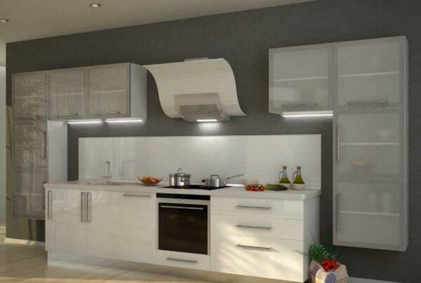 Современная кухня «СТ3»