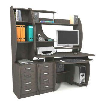 Офисный компьютерный гарнитур «Тень»